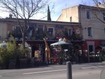 The shop-front Cote Parc