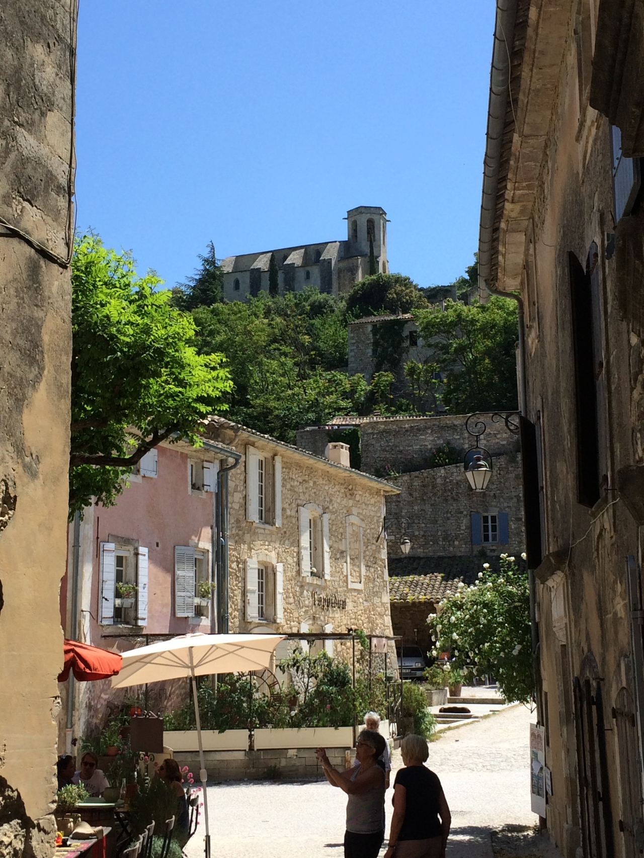 Two Weeks in Provence – Day 3 – A Market & Hilltop Villages'Ride