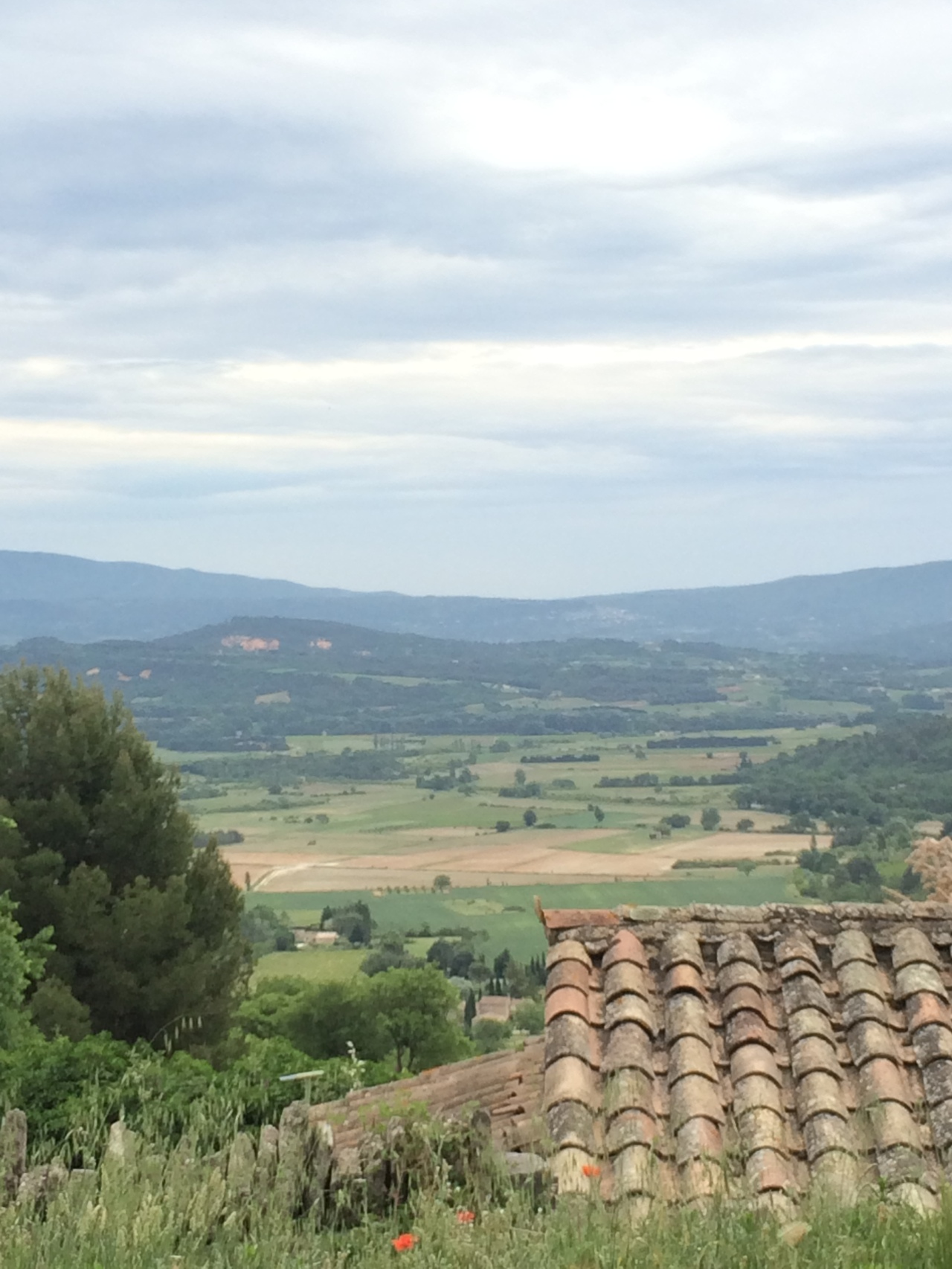 Two Weeks in Provence – Day 4 – 3 great reasons to cycle uphill for lunch