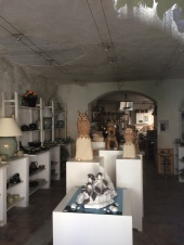 The pottery & sculptures of Denis Bouniard & Olivia Tregaut