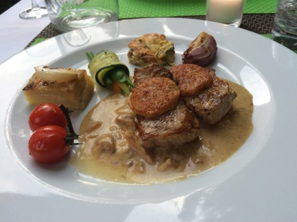 Veal with