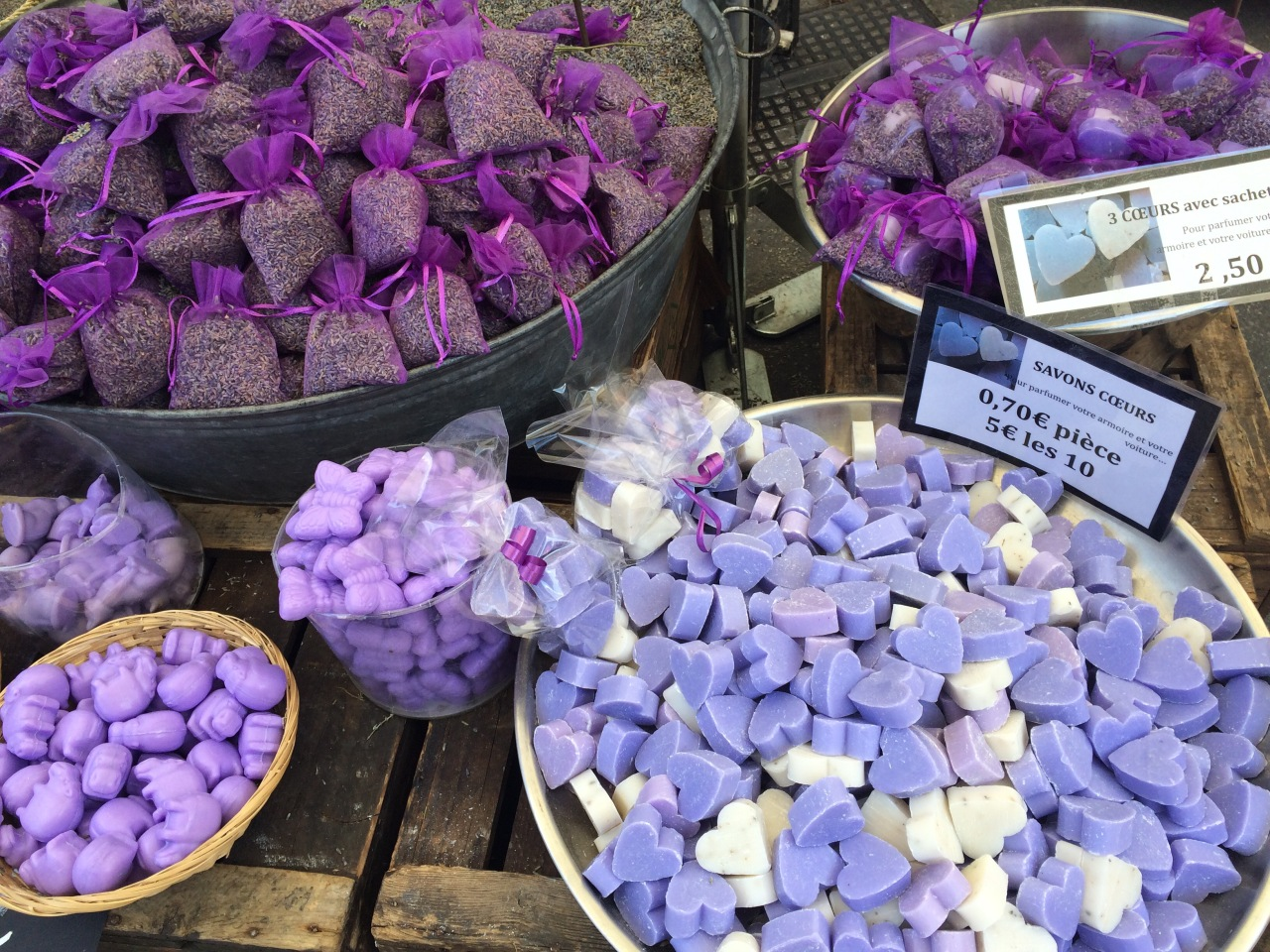 Lavender, Lavender everywhere….. The Apt Lavender Festival