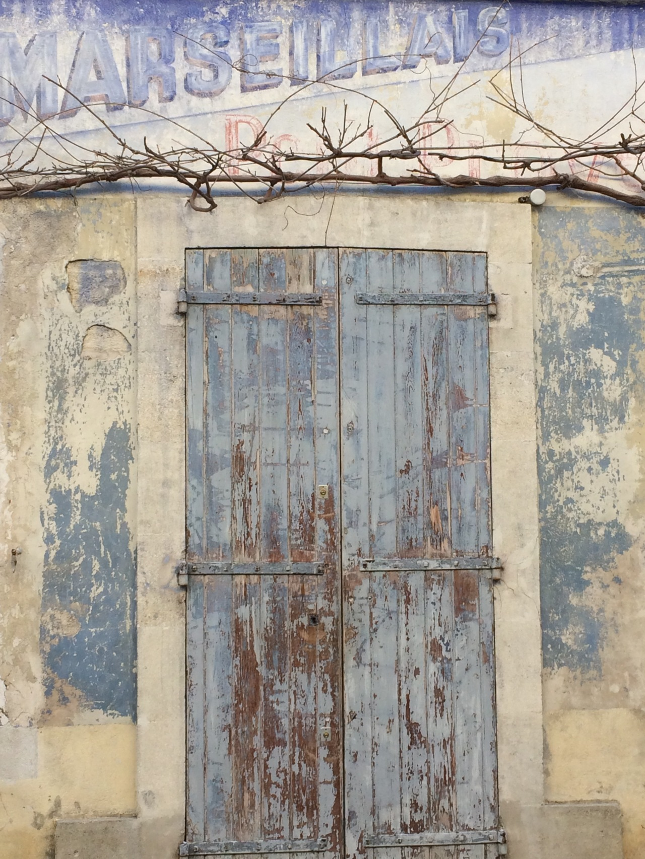 Peeling Paint, Shabby Shutters & Intricate Ironwork – How wonderful
