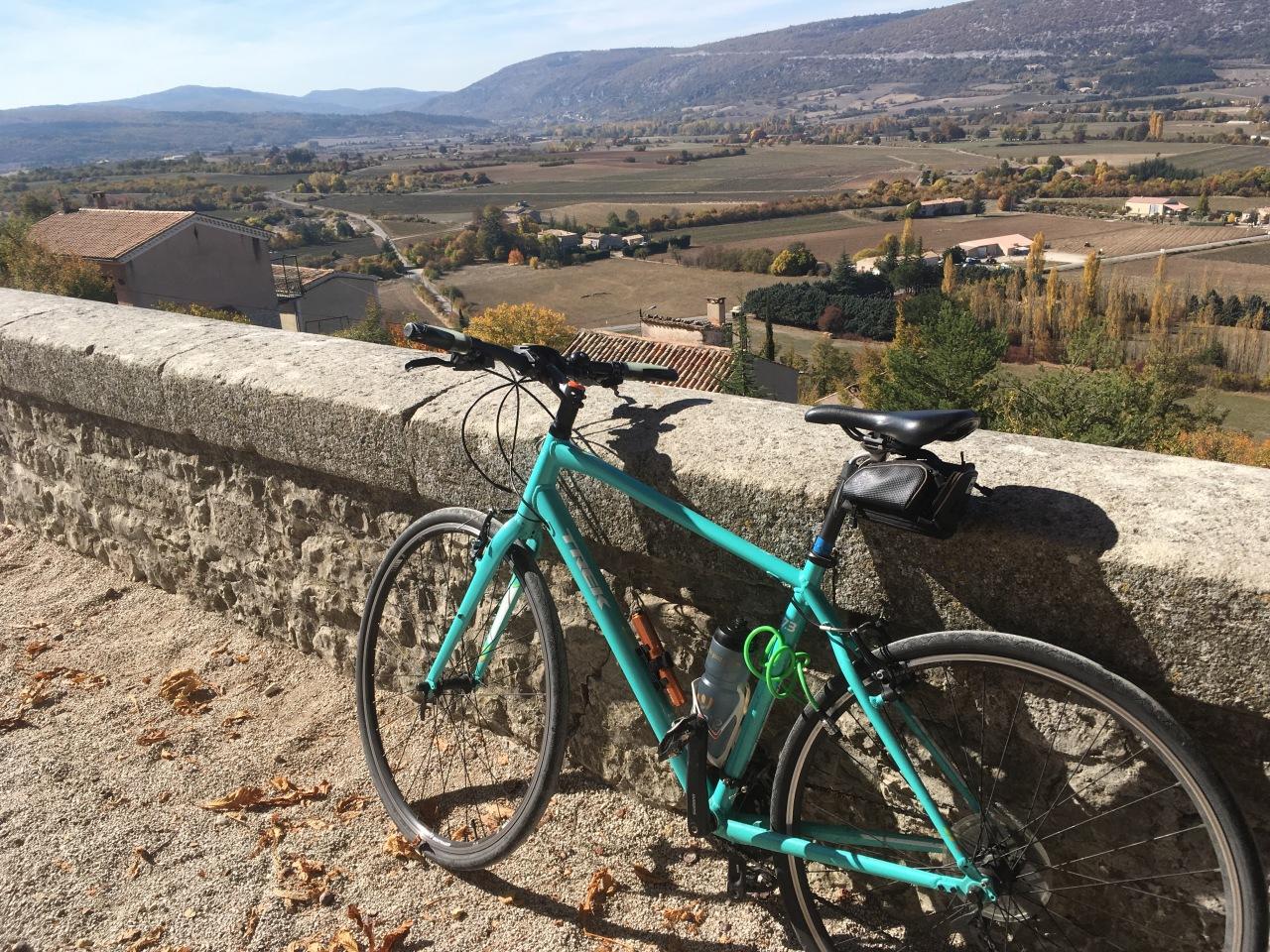 Beyond the Veloroute #11  Mont Ventoux & the Gorges de laNesque