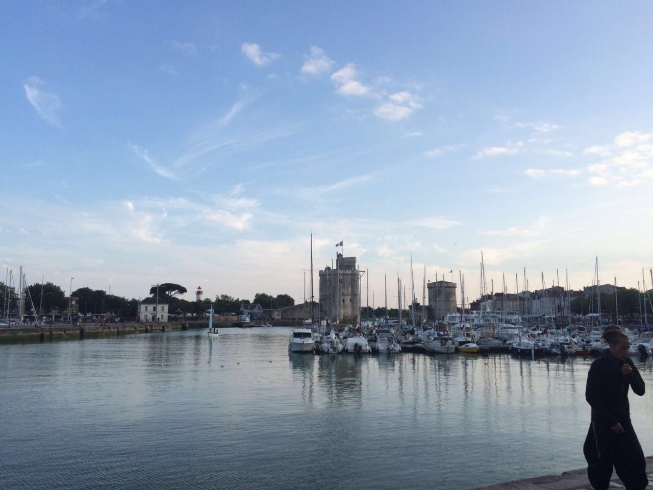 Day 7 – La Rochelle, a great place for a rest day!