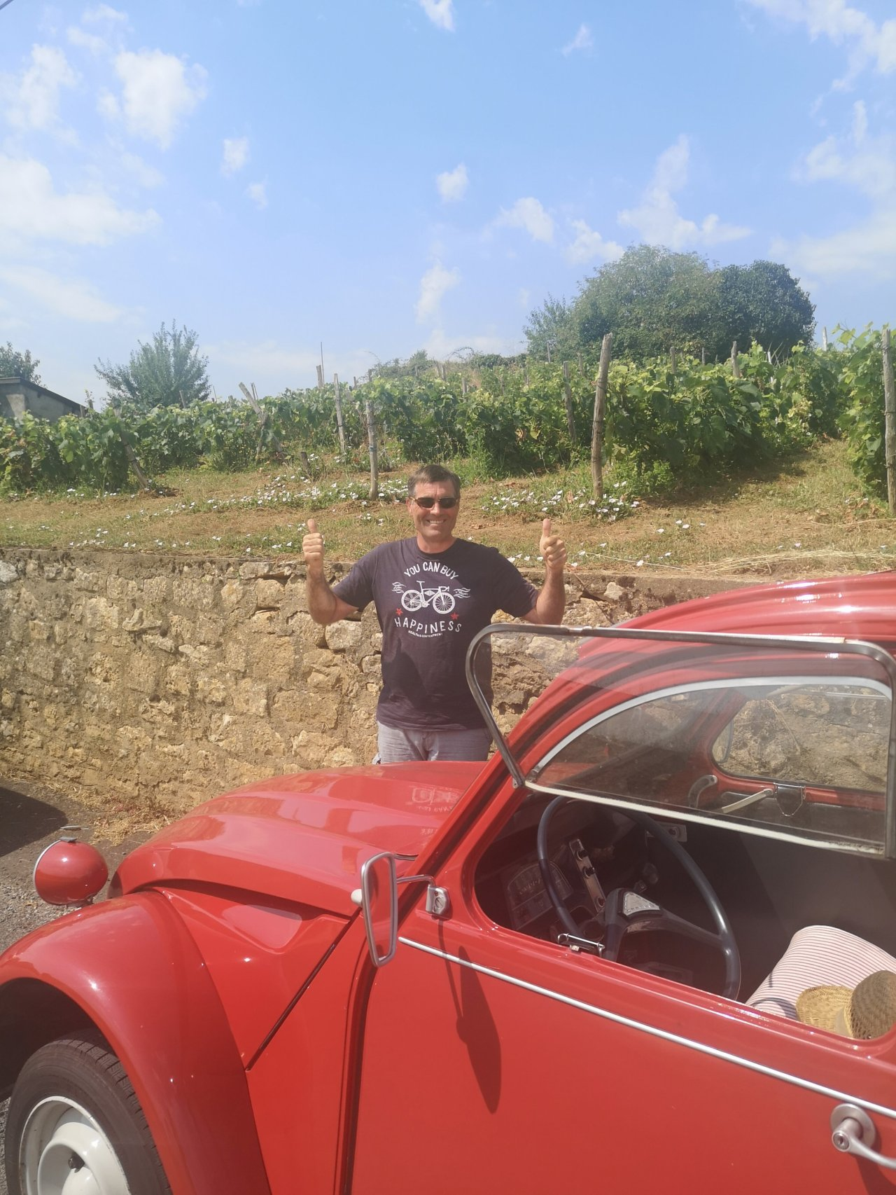 Day 4 of Fifi's French Adventure… Video