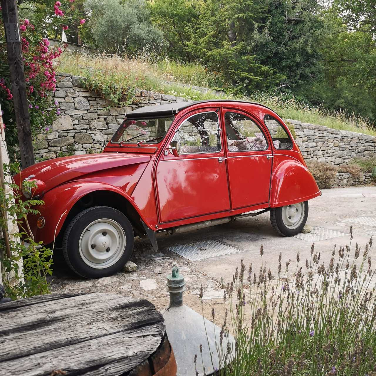 Fifi's French Adventure Day 5…. All the way toProvence