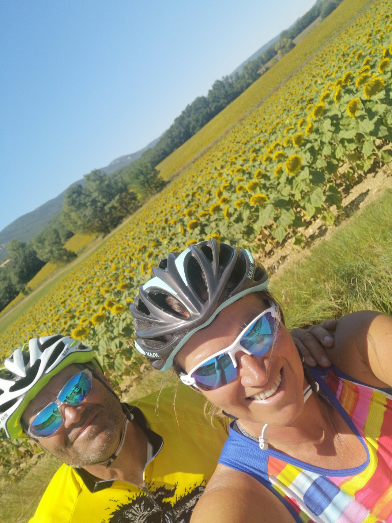 Slow Tourism and Active Travel by bike in Provence