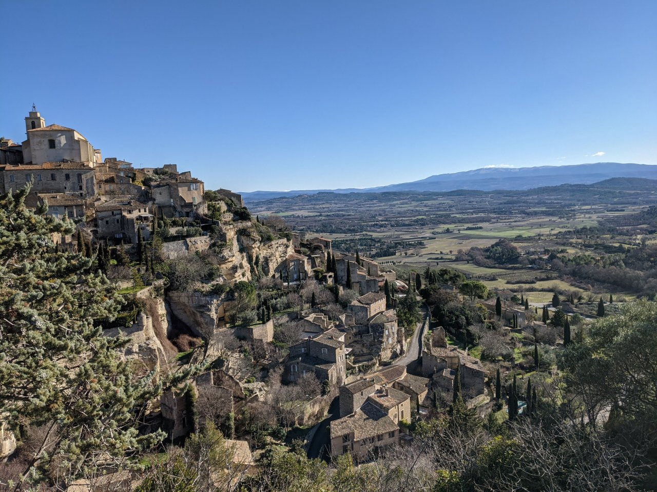 Gordes – the picture postcard village